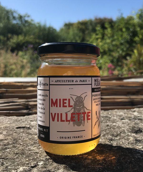 Miel Villette 250g